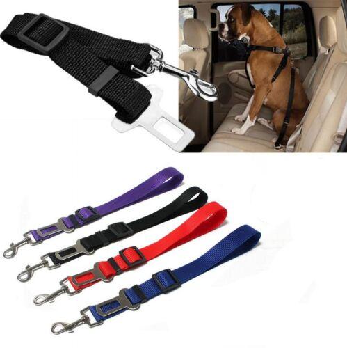 Adjustable Vehicle Car Seat Belt Seatbelt Harness Lead Clip