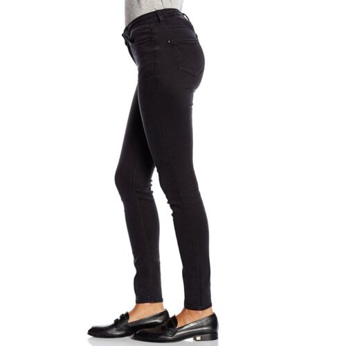 New Look Washed Black Super Skinny Jeans