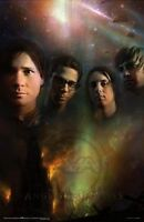 Angels and Airwaves Group Shot Poster 24 x 36 Alternative Music Band Print New
