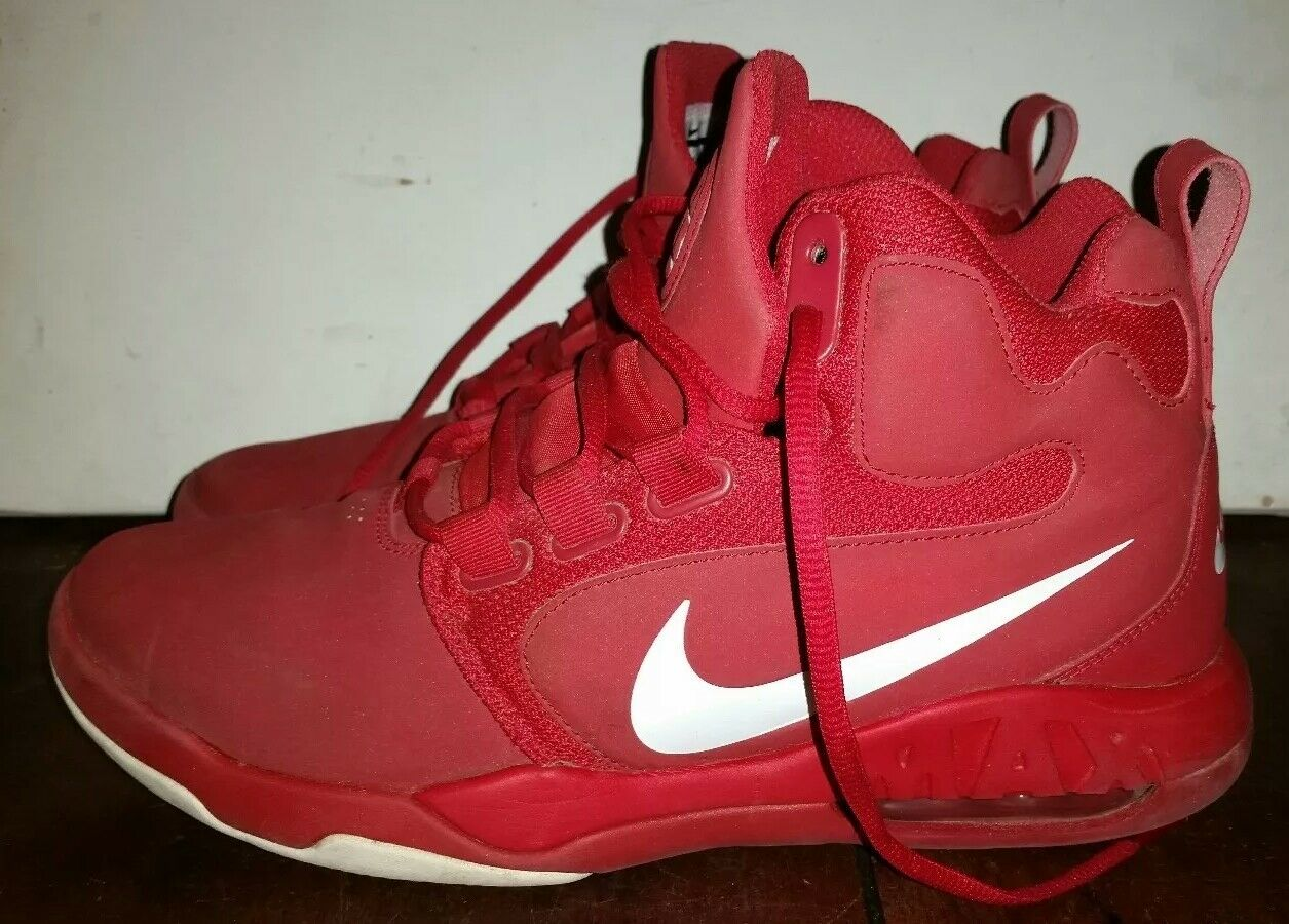 Nike Air Max Max Max CONVERSION Varsity Red On Red M8.5 861678 601 38734e