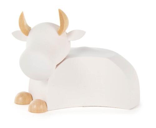 Bœuf Modern NEUF crèches /& accessoires les Monts Métallifères art populaire crèche mouton rois