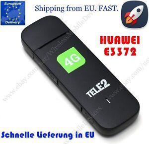 new huawei e3372 150mbps lte 4g 3g usb modem surfstick. Black Bedroom Furniture Sets. Home Design Ideas