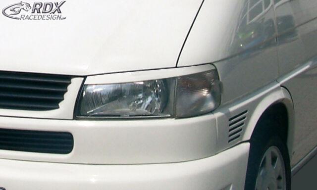 RDX Scheinwerferblenden VW T4 neue lange Front  Böser Blick Blenden Spoiler