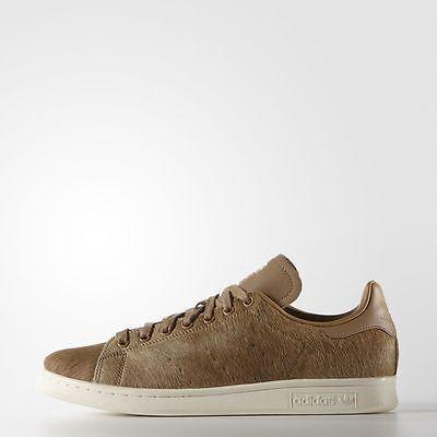 Adidas Originals Stan Smith 'Pony' B24700 Cardboard/Clay Men's Shoes Size 11