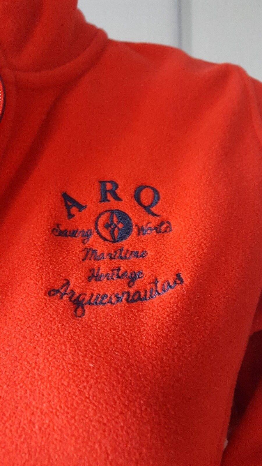 Arqueonautas Freizeit-Jacke rot Gr. S, Damen