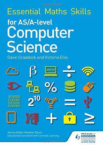 Essentiel Maths Skills Pour En / A Niveau Ordinateur Science Par Craddock,Gavin