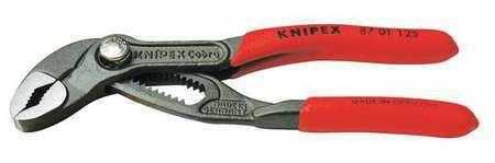 """Plastic Grip KNIPEX 87 01 125 5/"""" Knipex Cobra Water Pump Pliers"""