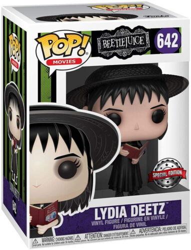 Beetlejuice-Lydia Deetz SPECIAL EDITION 642-Funko Pop! personaggio in vinile