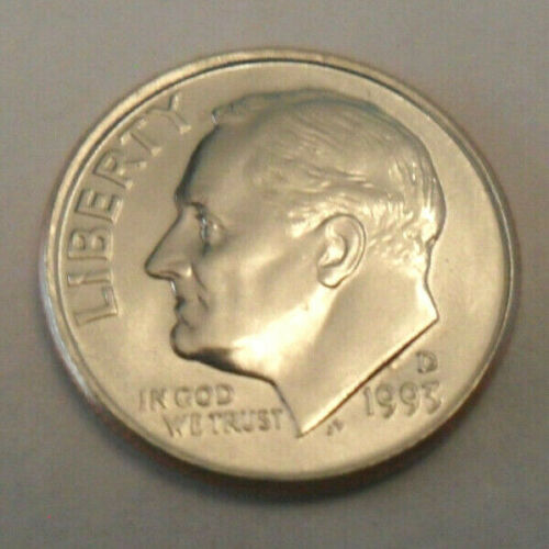 1993 D Roosevelt Dime  **FREE SHIPPING**