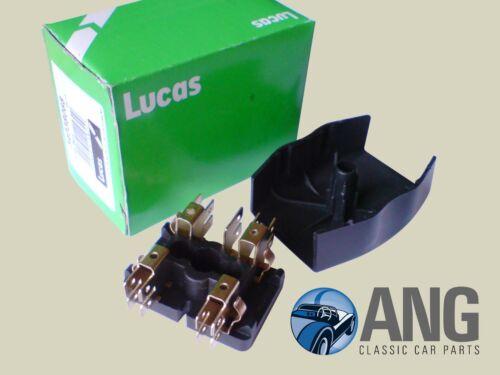 4fj Lotus Europa Serie 1 1a,2 B /& Serie 2 Lucas Caja De Fusibles /& Tapa; 46m6159