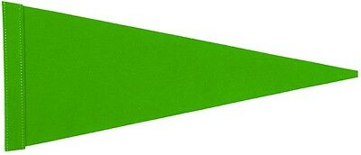 "NEW 1//4/""-5//16/"" Sleeve Red Pennant Replacement Flag ATV Bicycle Rhino UTV"