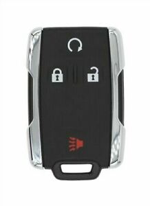 ACDelco 15114375 GM Original Equipment 5 Button Keyless Entry Remote Key Fob