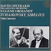 Violin Concertos (Oistrakh), Sibelius/Tchaikovsky, Good