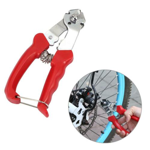 Bicycle Repair Tools Carbon Steel Bike Brake Cable Cutter Cutting Plier Clamp US