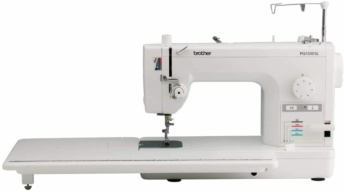 Brother PQ1500SL High Speed Quilting and Sewing Machine