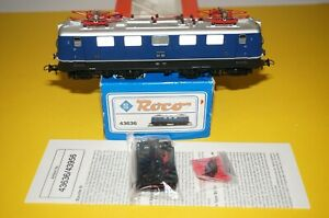 RF30-Roco-H0-43636-DB-E41-001-Azul-Pintura-como-Nuevo-Estado-en-Emb-orig