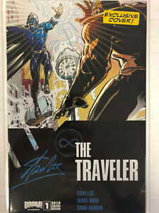 The Traveler #1 Comic Book Limited Edition Variant Boom! 2010