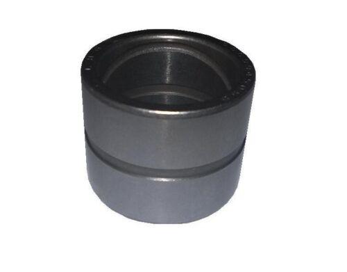 Stahlbuchse mit Innen Außenschmiernut 45x55x50mm für Bagger Radlader usw