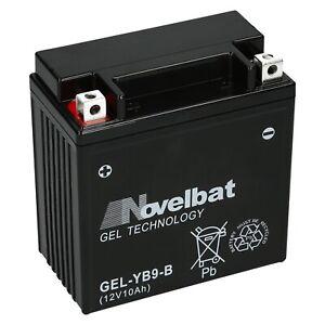 Novelbat-GEL-Roller-Batterie-YB9-B-12V-9Ah-130A-EN-GEL-CB9-B-Wartungsfrei-NEU