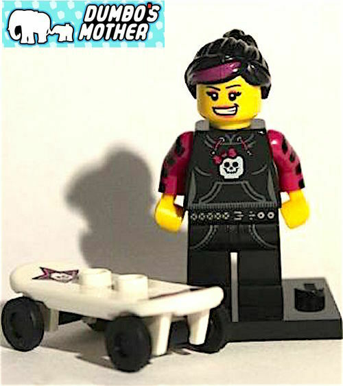 Lego Mechanic Series 6 Collectible Minifigure Set 8827 NEW