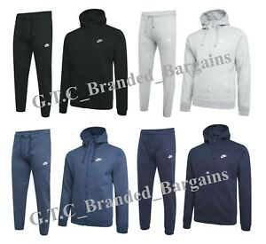 Nike-Zip-Tracksuit-Fundation-2-Jogging-Bottoms-amp-Nike-Zip-Hoodie-Set