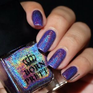 Image Is Loading 10ml Holographic Holo Glitter High Ings Nail Polish