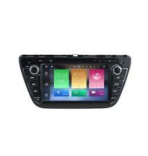 Autoradio Android 6.1 GPS Multimédia intégré Suzuki SX4 S-Cross depuis 2013