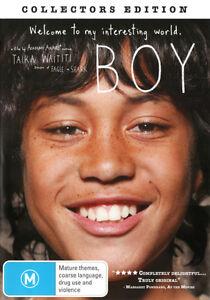 Boy-NEW-DVD-Region-4-Australia