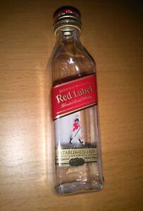 botellita-Red-Label-Johnnie-Walker-Whisky-vacia