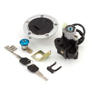 Ignition Switch Lock Set Suzuki SV650 03 TO 11 Gladius 2009 TO 2010 SFV650