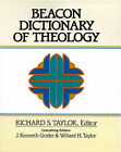 Beacon Dictionary of Theology by Lillenas Publishing(Paperback / softback)