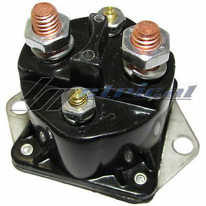 new solenoid relay switch fits mercury marine mercruiser outboard