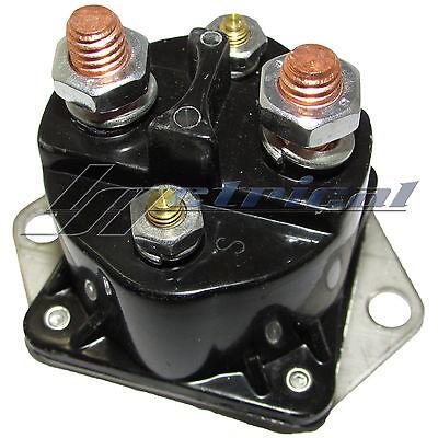 100/% API Marine Johnson Evinrude 9.9-15 HP 12V Solenoid Isolated 584580 SW111 EI