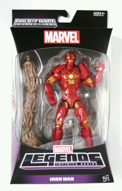 Hasbro Marvel Guardians of the Galaxy Iron Man Figure