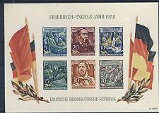 DDR Block 13 postfrisch ME 80 (436155)