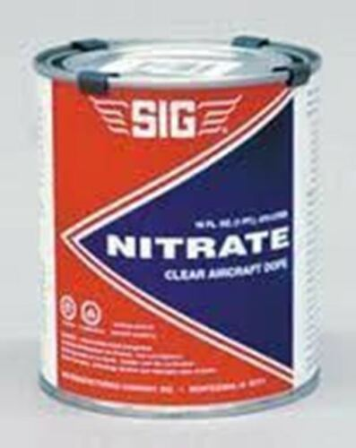 SIG NITRATE CLEAR DOPE