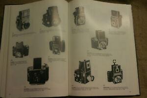 Katalog-1200-alte-Kameras-Fotoapparate-1839-1971-Box-Rollfilm-Spiegelreflex