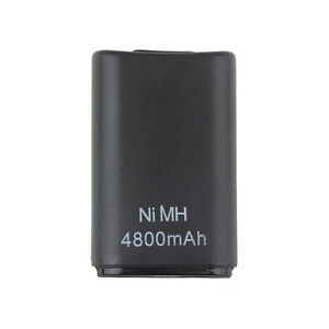 4800mAH-Rechargeable-Battery-Pack-for-Xbox360-Wireless-Controller-Black-DualF-om