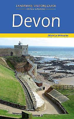Le Messurier, Brian, Devon (Landmark Visitor Guide), Very Good Book