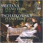 Smetana: Piano Trio, Op. 15; Tschaikowsky: Piano Trio, Op. 50 [SACD] (2008)