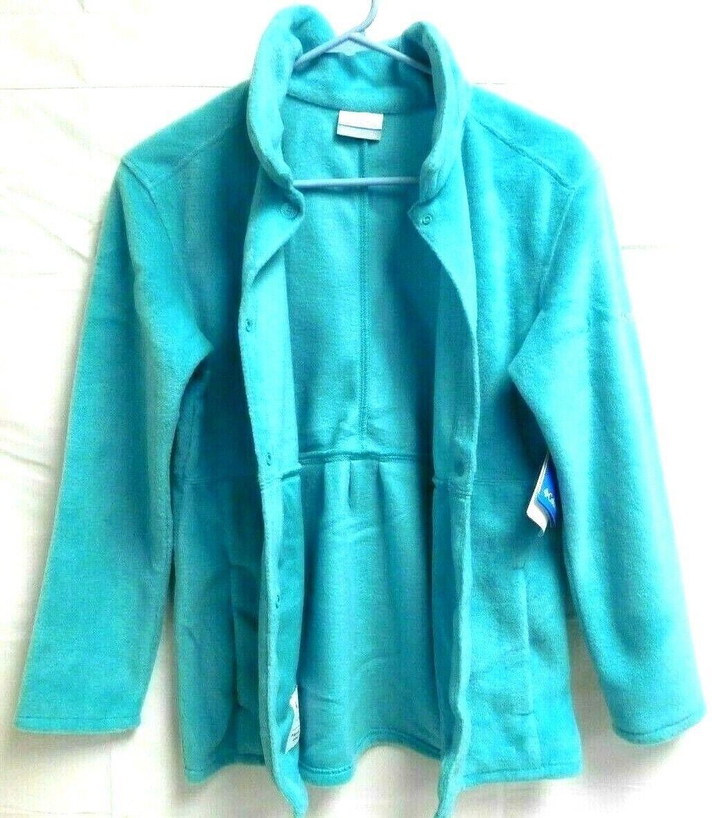 Columbia Girls Benton Springs Novelty Coat