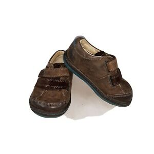 Clarks First Shoes Toddler Boys Leather