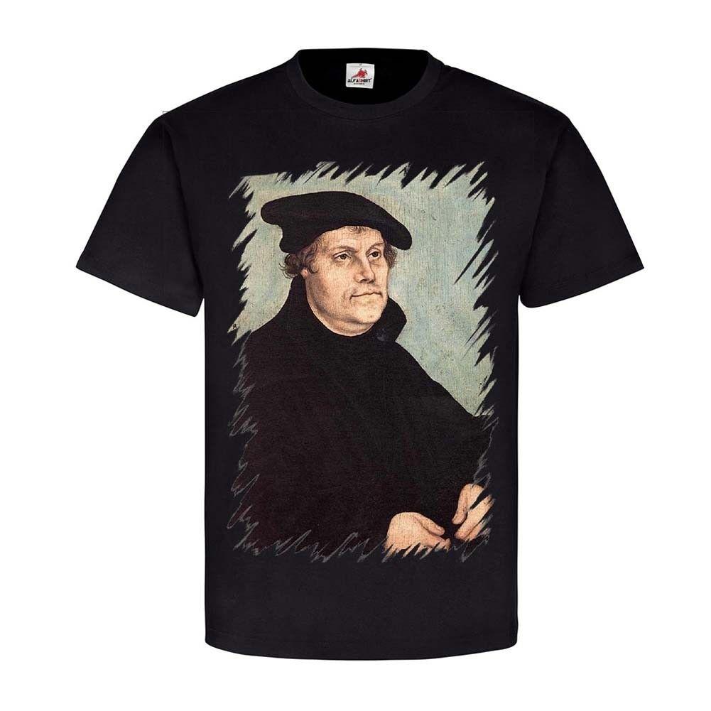 Martin Luther Bild Legende Classicer Kirche T-Shirt 24737   | Rabatt  | Gewinnen Sie hoch geschätzt  | Wirtschaft