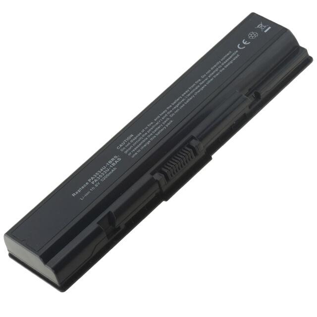 Batteria per toshiba Satellite Pro A200-T01