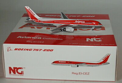 China Southwest Airlines B-2826 in 1:400 PCF NG models 53015 Boeing 757-2Y0