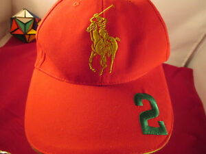 723a1ff5bc877 Image is loading Polo-Ralph-Lauren-Big-Pony-Fragrances-Red-Hat-