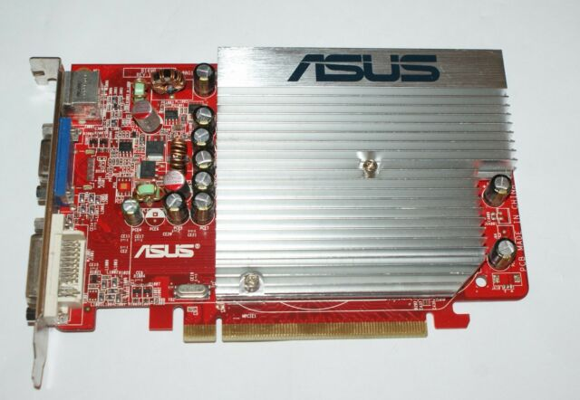 ASUS ATI RADEON HD 2400PRO EAH2400PRO/HTP/256M DRIVERS DOWNLOAD (2019)