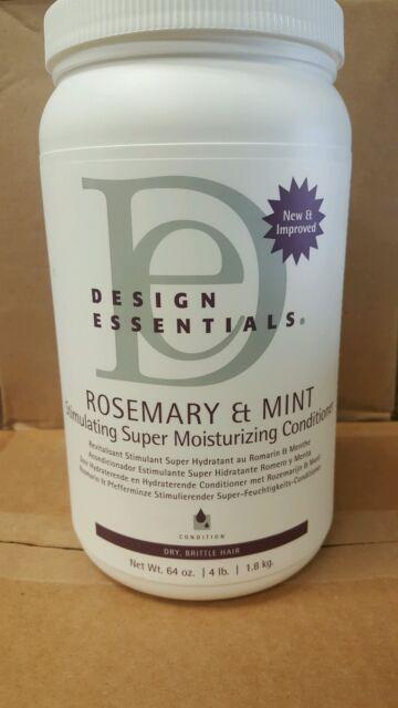 Design Essentials Rosemary Mint Stimulations Super Moisturizing