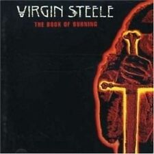 VIRGIN STEELE - The Book Of Burning CD