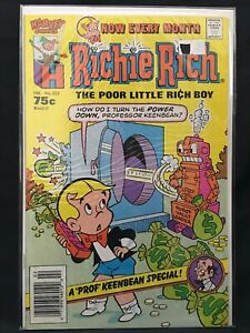 Richie-Rich-223-Harvey-Comic-Book-Approx-36-pages-VF-Condition